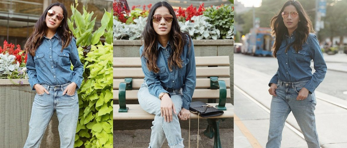 Currently Crushing on: Jean on Jeans