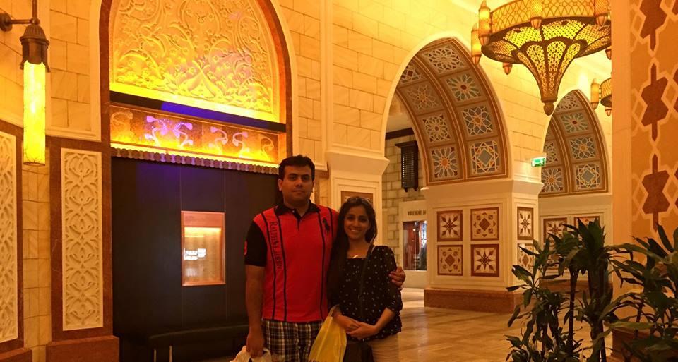 Honeymoon Dubai UAE review shangri la hotel dubai mall 3 Honeymoon Guide