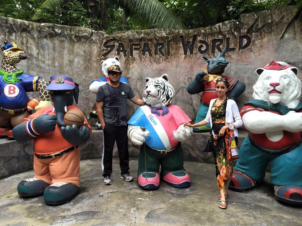 Honeymoon bangkok thailand Bangkok Marriott Hotel Sukhumvit bangkok zoo 2 Honeymoon Guide