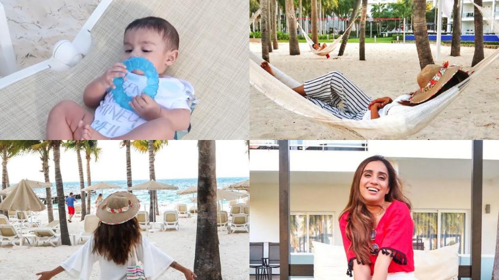 cancun mexico hotel RIU review 2