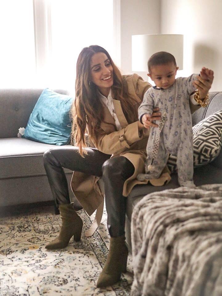 How to Balance motherhood and blogging with a newborn mama blogger millennial blogger 2019 faiza inam 1