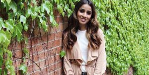 Boohoo cardigan Bell bottom michael kors sincerely humble Faiza Inam 1 feature