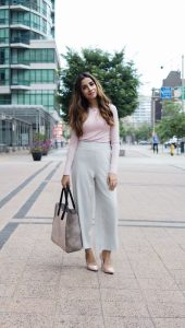 Pink Vibes Grey sincerely humble faiza inam 2