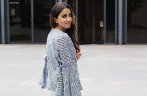 Sincerely Humble Faiza Inam chicwish layers Guess 3