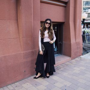 Hem pants with layers sincerely humble faiza inam 2