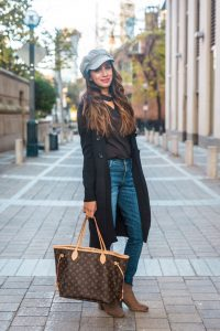 streetstyle version spoofstore sweater louis vuitton bakeboy hat fall inspired fall look my fall streetstyle version