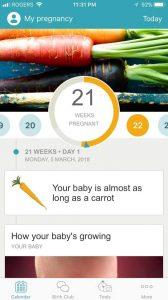 Pregnancy Apps 1 BabyCenter