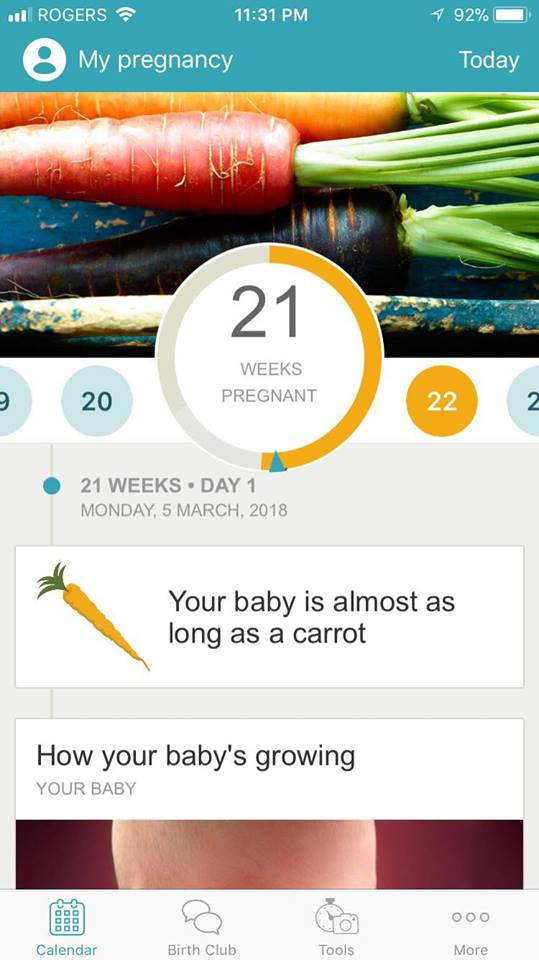 Pregnancy Apps 1 BabyCenter