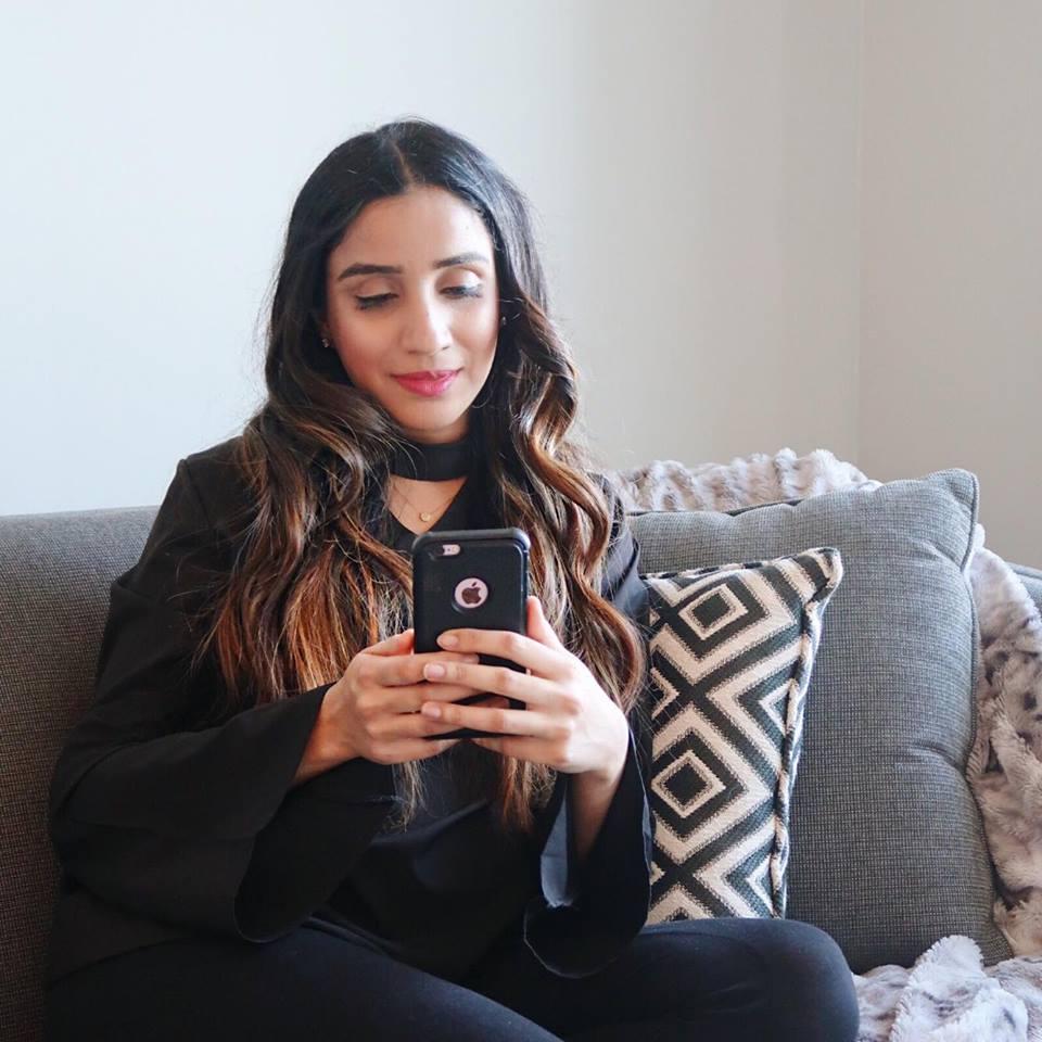 pregnancy apps pregnant faiza inam toronto blogger style blogger