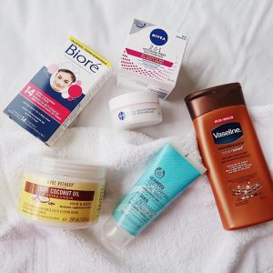 Pregnancy Skincare Routine 1 pregnant