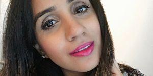 Faiza Inam SicerelyHumble Keratin eyelash lift Infinity Beauty Healthcare 1