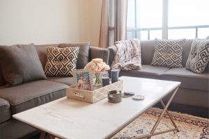 faiza inam sincerely humble home decor home inspo living room reveal inspiration coffee table display florals