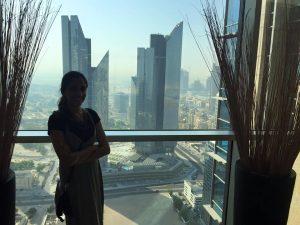 Honeymoon Dubai UAE review shangri la hotel dubai 1