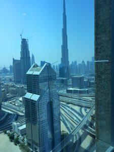 Honeymoon Dubai UAE review shangri la hotel dubai 2
