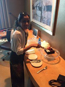 Honeymoon Dubai UAE review shangri la hotel dubai 7