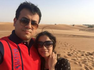 Honeymoon Dubai UAE review shangri la hotel dubai desert safari 5