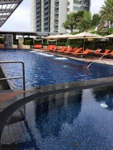 Honeymoon bangkok thailand Bangkok Marriott Hotel Sukhumvit 1