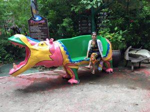 Honeymoon bangkok thailand Bangkok Marriott Hotel Sukhumvit bangkok zoo 2
