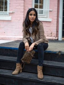 3 trendy cardigans to up your Look outfits ootd streetstyle toronto blogger faiza inam 3