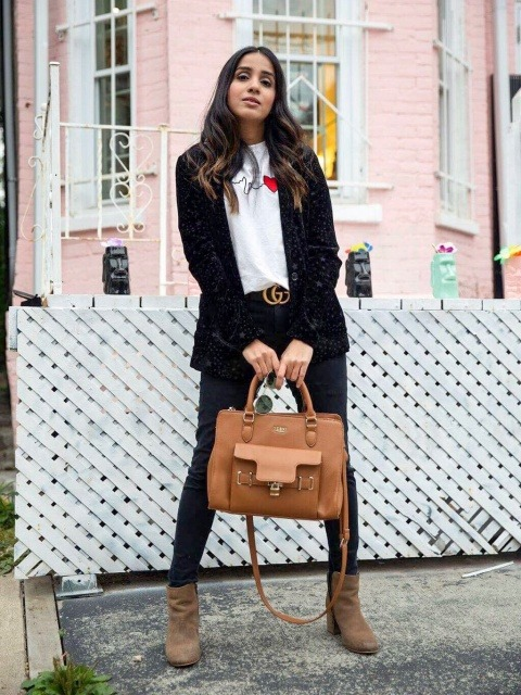 3 trendy cardigans to up your Look outfits ootd streetstyle toronto blogger faiza inam 6