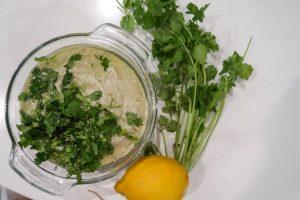 baba ghanoush eggplant Faiza Inam blog cooking healthy recipes 1