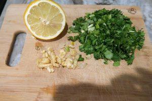 baba ghanoush eggplant Faiza Inam blog cooking healthy recipes 3