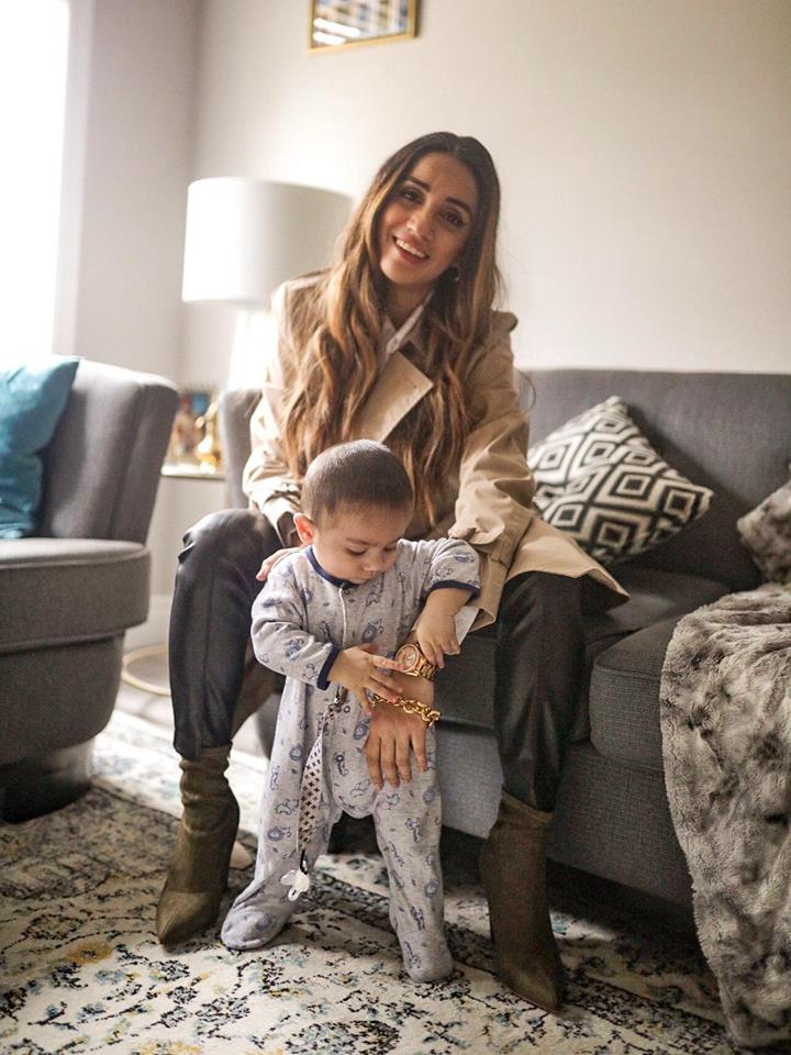 How to Balance motherhood and blogging with a newborn mama blogger millennial blogger 2019 faiza inam 3
