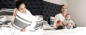 My 100 nights with Endy Mattress Faiza Inam Comfort sleep cozy 7