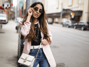 How to Layer Necklaces like a Pro Faiza Inam, SincerelyHumble, toronto fashion, toronto blogger, pakistani blogger, mama blogger layering 2