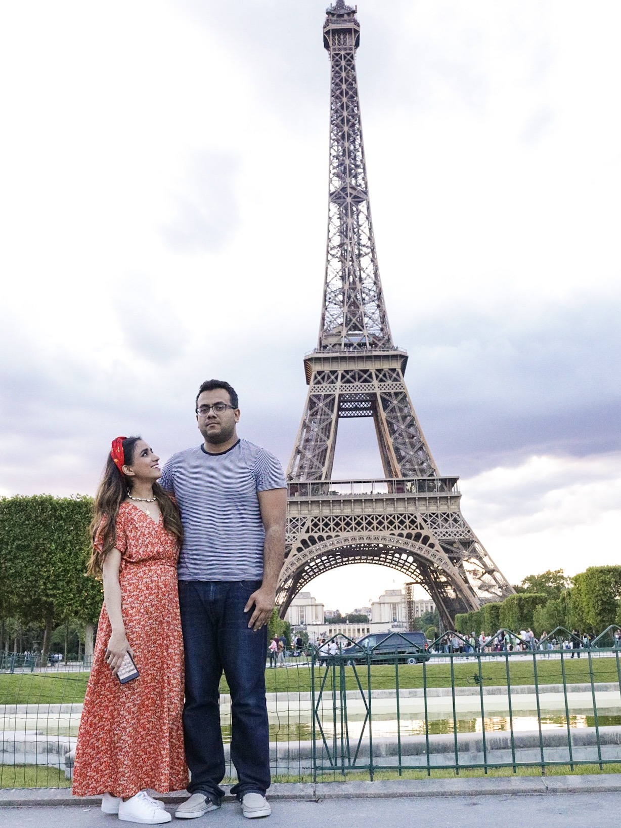 3 Day Paris Guide for First Time Visitors Faiza Inam Sincerely Humble tour tourist visitor effiel tower e Louvre 4