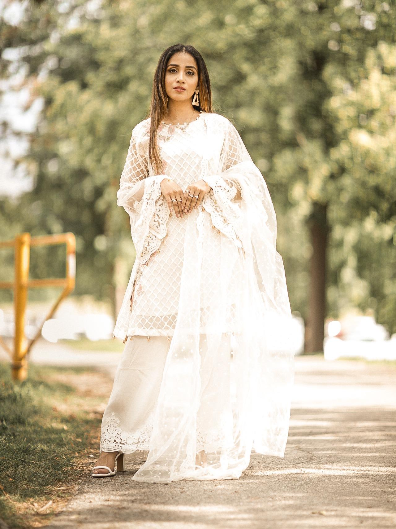 Faiza Inam Sincerely Humble Desi wear pakistani wear south asian wear looks 3