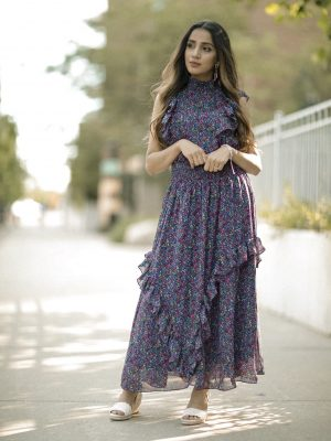 How to Dress up for a Summer Evening Look Summer Fashion Night Out Faiza Inam Sincerely Humble Blog 2