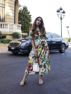 How to Effortlessly Style the Summer Dress styling look summer fashion day night 2
