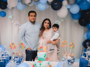 Mikael first birthday party Faiza Inam Sincerelyhumble blog 1