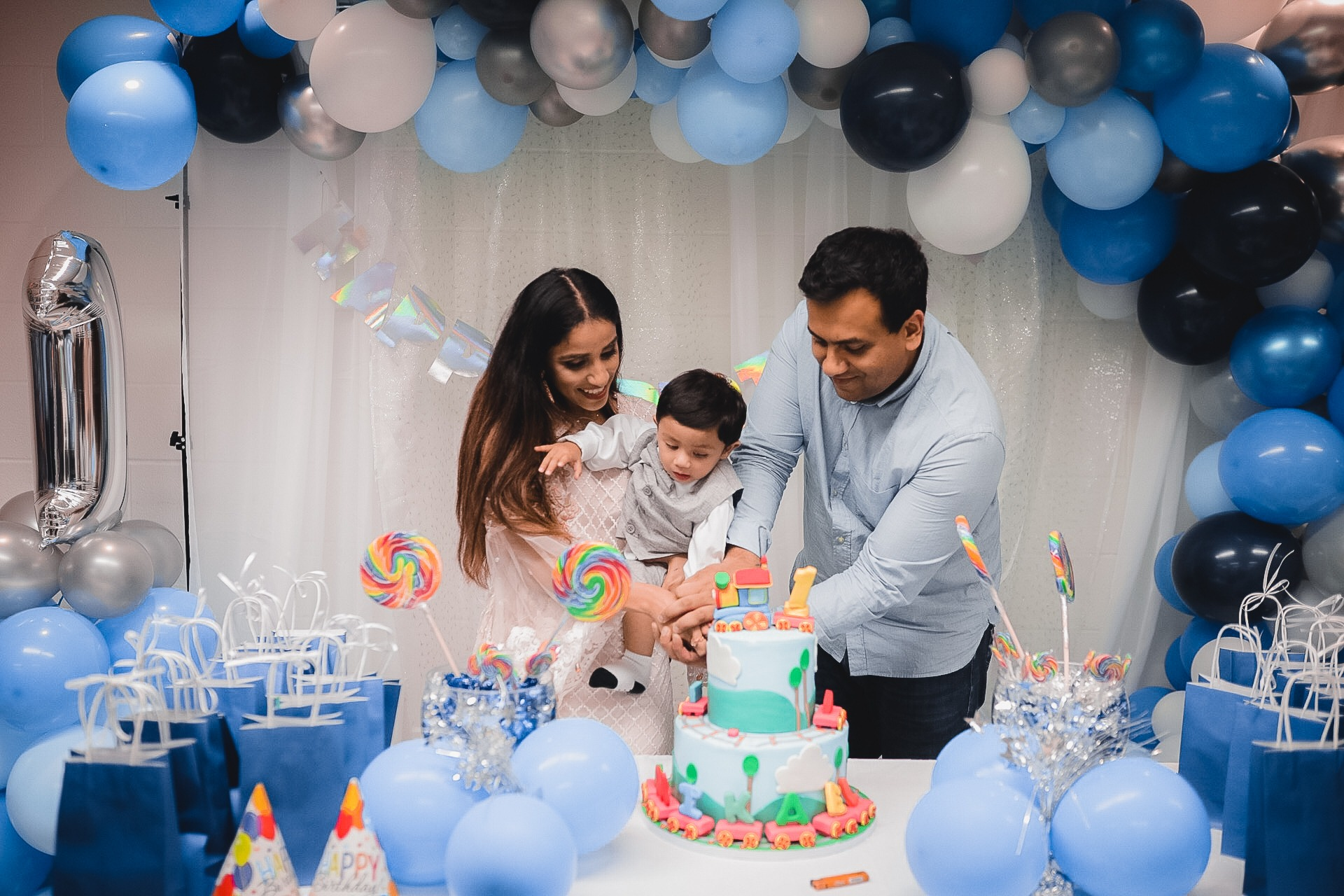 Mikael first birthday party Faiza Inam Sincerelyhumble blog 2