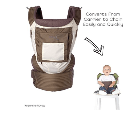 Must Have Amazon Products for Babies During Travel Onya Baby Outback Baby Carrier Sincerely Humble Blog