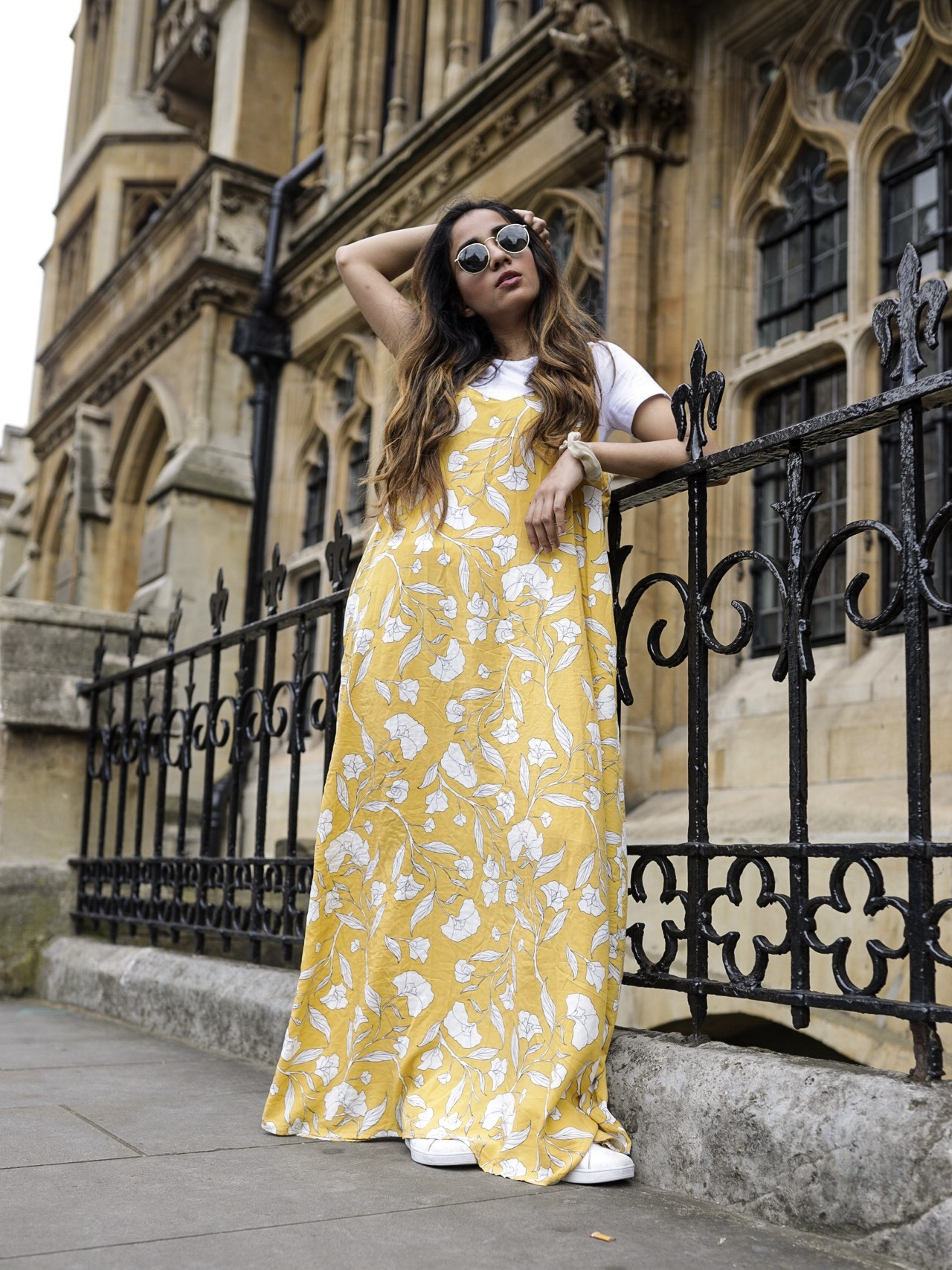 Summer Dress 2019 Roundups Part 1 Faiza Inam Sincerelyhumble maxi dresses Thin-strap maxi dress maison simons1