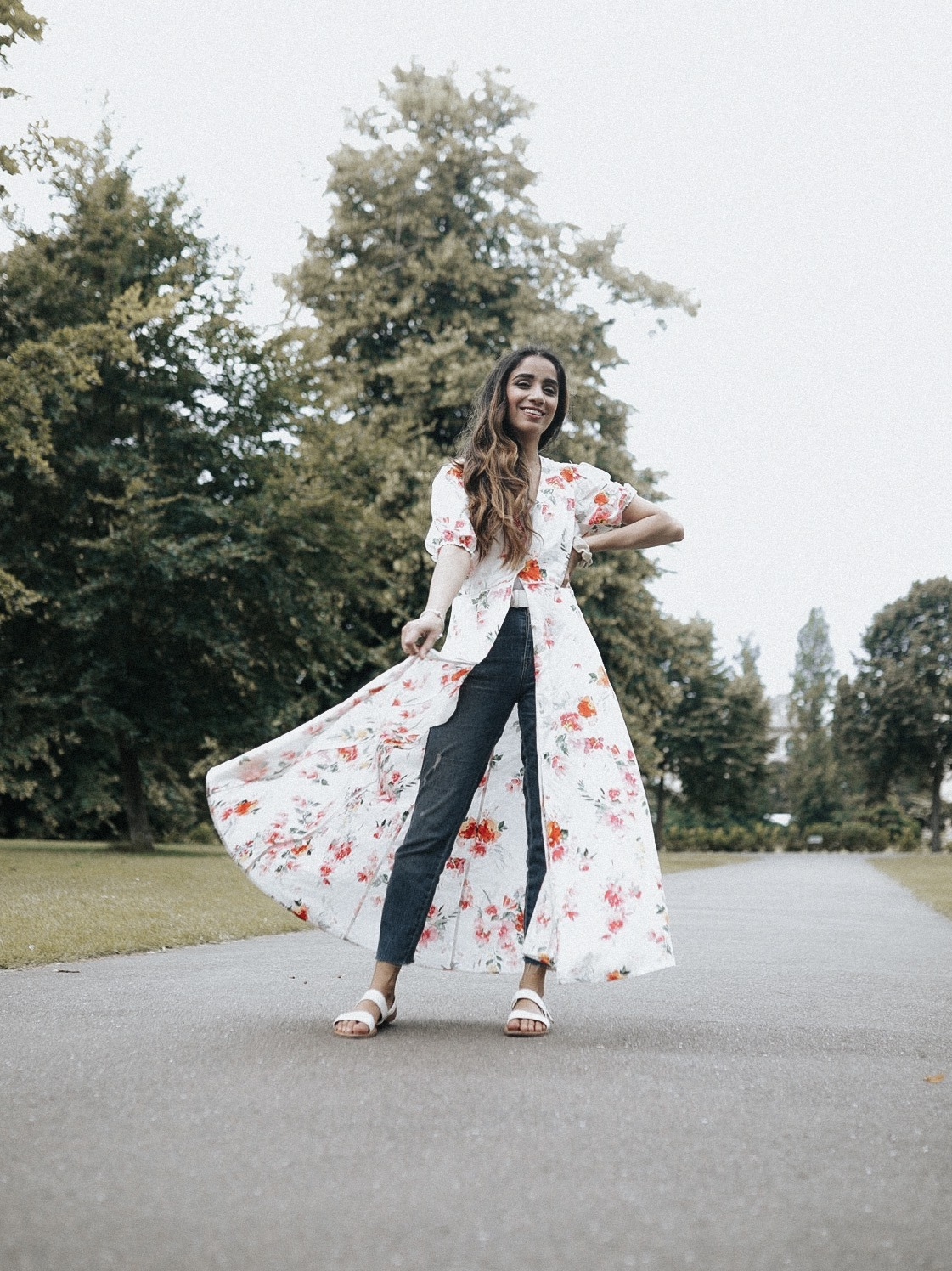Summer Dress 2019 Roundups Part 1 Faiza Inam Sincerelyhumble maxi dresses button dress Zara 1