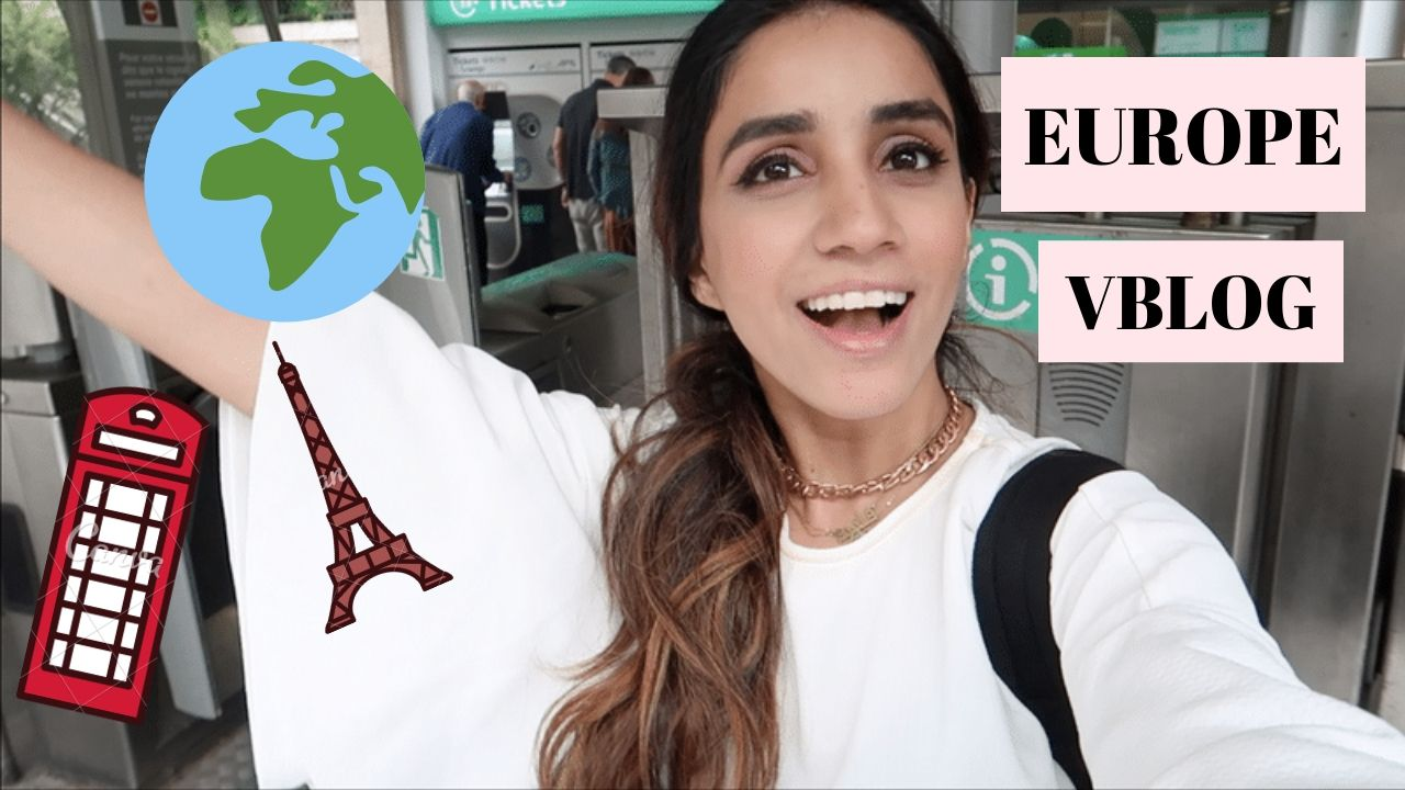 EUROPE VBLOG FAIZA INAM CHANNEL Travel With Us 11