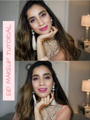 Eid Makeup Tutorial 2019 1