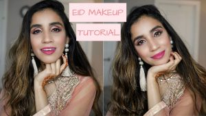 Eid Makeup Tutorial 2019 11