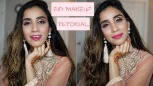 Eid Makeup Tutorial 2019