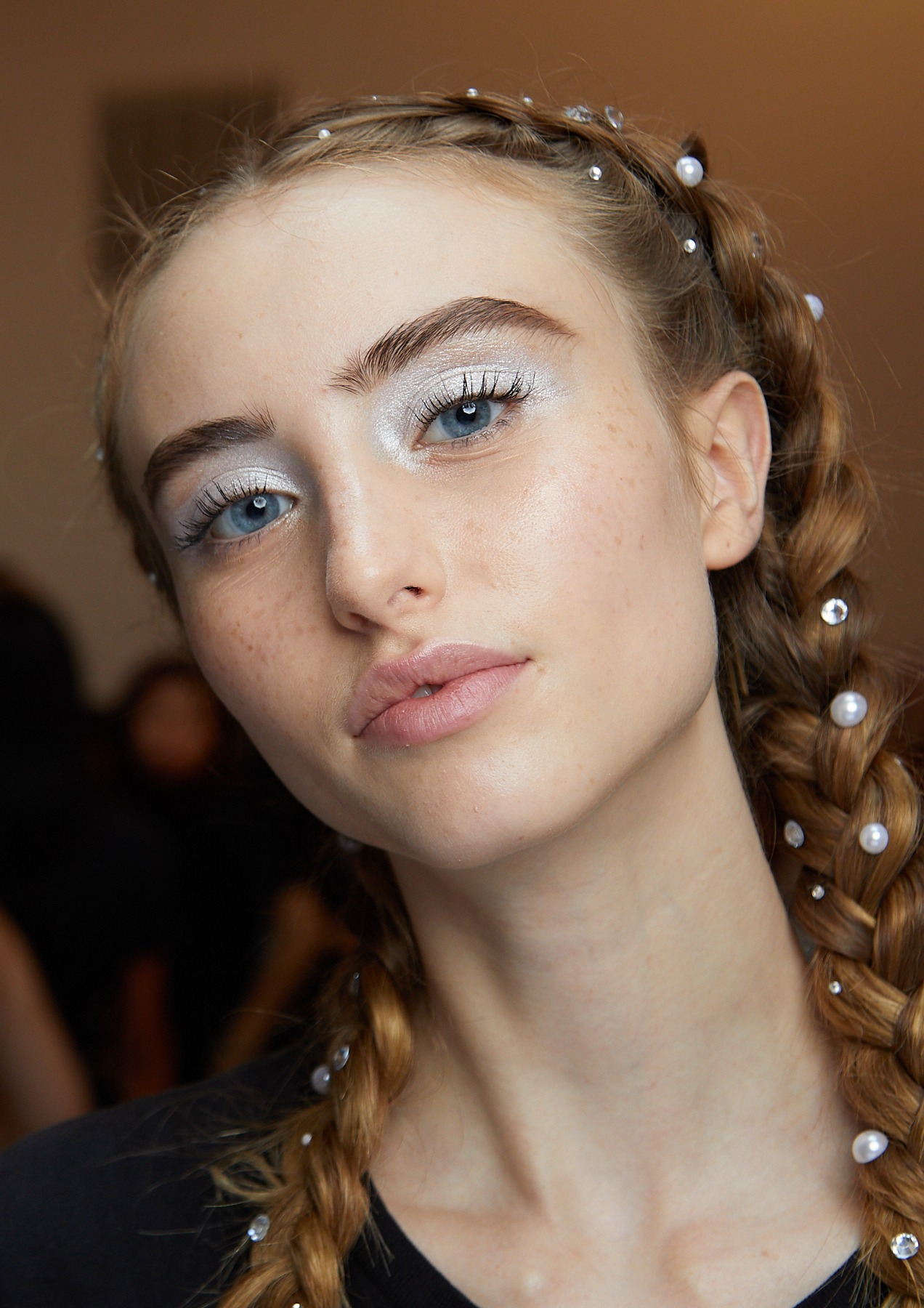 Alice Olivia NYFW New York SS20 Maybelline Looks Eye pop Sincerely Humble Blog 2