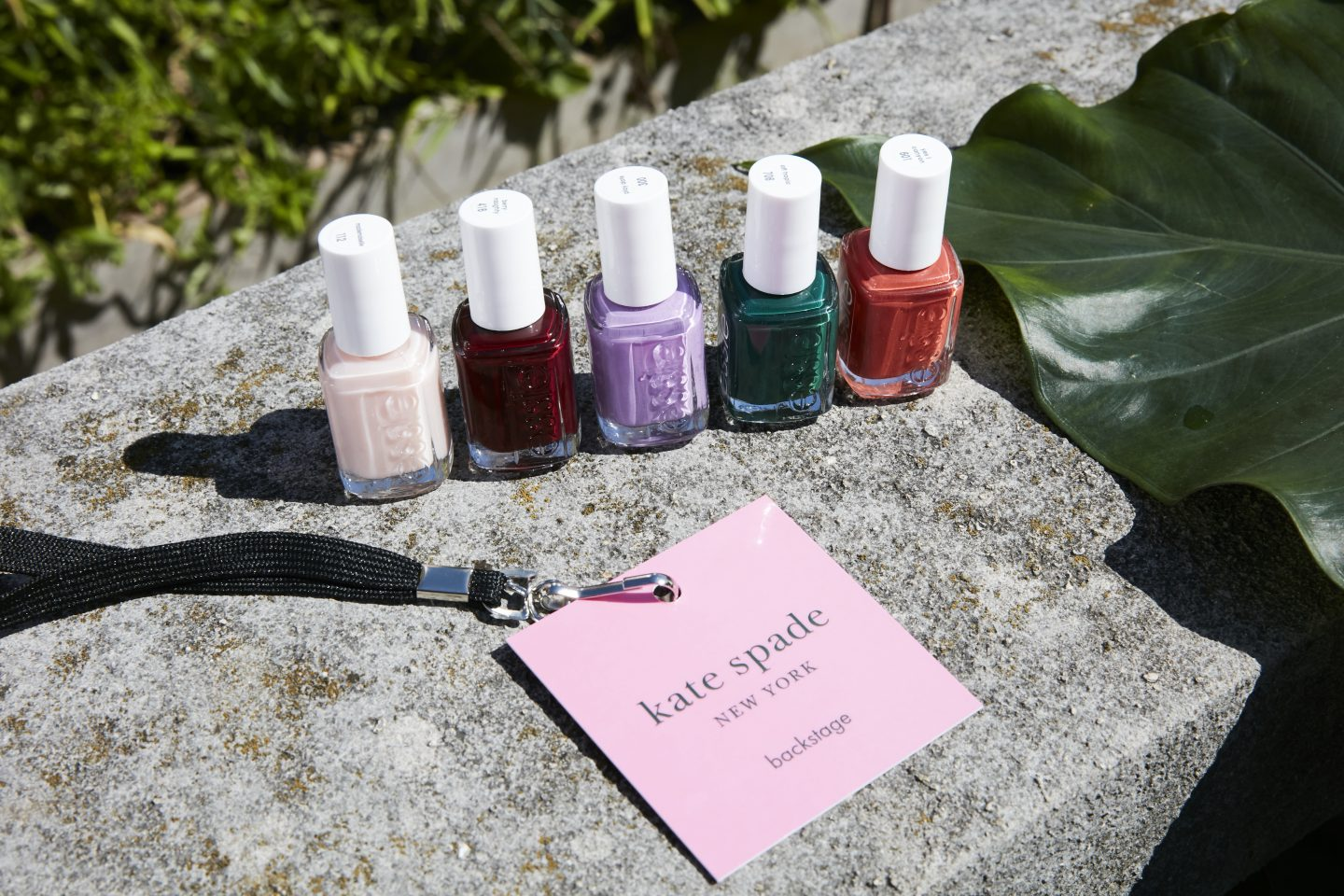 ESSIE FW Sep 2019 Kate Spade Rita Remark Statement Colors Shades Essie NYFW pastels neons darks Sincerely Humble Blog 2