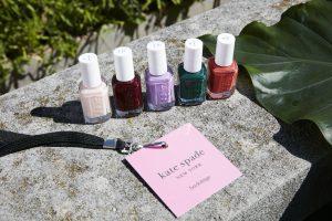 ESSIE FW Sep 2019 Kate Spade Rita Remark Statement Colors Shades Essie NYFW pastels neons darks Sincerely Humble Blog 2