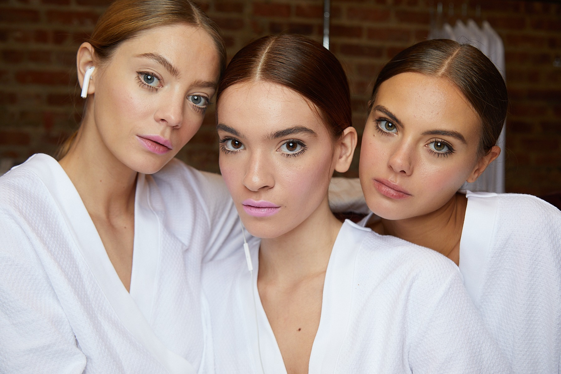 L'Agence Backstage runaway Maybelline Looks Sept 19 SS20 NYFW SincerelyHumble Blog 1
