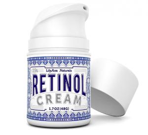 LilyAna Naturals Retinol Cream Moisturizer Amazon Finds Beauty Top Finds under $50 SincerelyHumble Blog 3