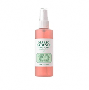 Mario Badescu Facial Spray with Aloe Herbs and Rosewater Amazon Finds Beauty Top Finds under $50 SincerelyHumble Blog 4