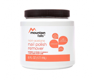 Mountain Falls Non-Acetone Dip-It Nail Polish Remover for Artificial and Natural Nails Amazon Finds Beauty Top Finds under $50 SincerelyHumble Blog 10