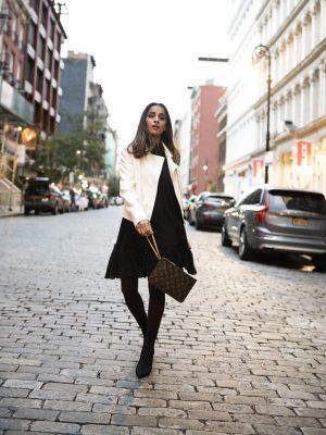 NYFW SS20 Outfits Roundup New York Fashion Week Faiza Inam SincerelyHumble Blog HM Asos 1